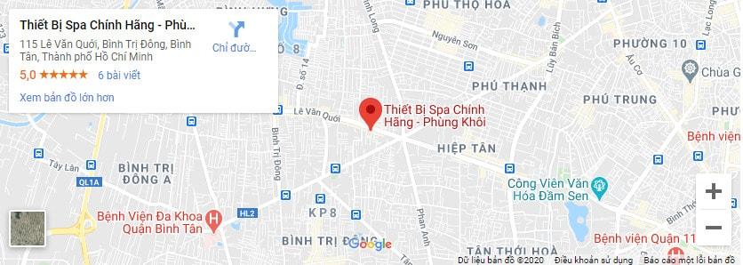 Map - Phùng Khôi