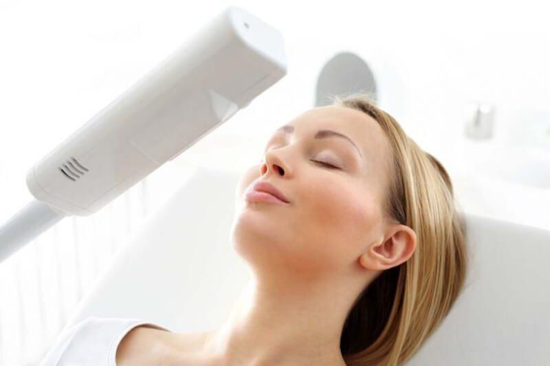 Máy xông nóng dựa trên nguyên lý của phương pháp xông hơi nước